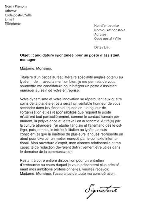 Lettre De Motivation Apb Assistant Manager Lettre De Motivation Assistant Manager Mod 232 Le De Lettre