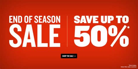 Sale Season Is Starting end of the season sale 50 on clearance shoes more