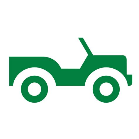 jeep silhouette green jeep silhouette clip at clker com vector clip