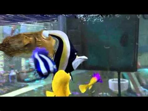 Finding Nemo Fish Tank Filter Scene