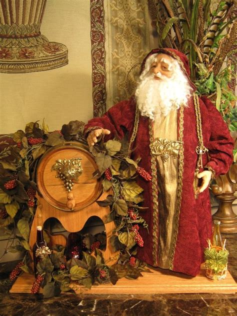 decorating with father christmas figures 810 best images about santa st nick new on