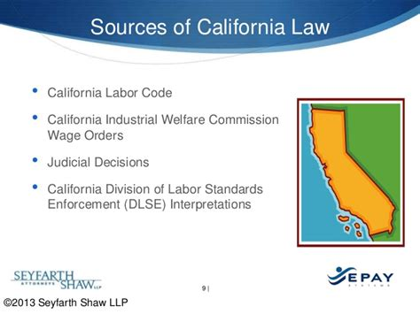 california labor code section 201 california wage and hour law avoiding common pitfalls
