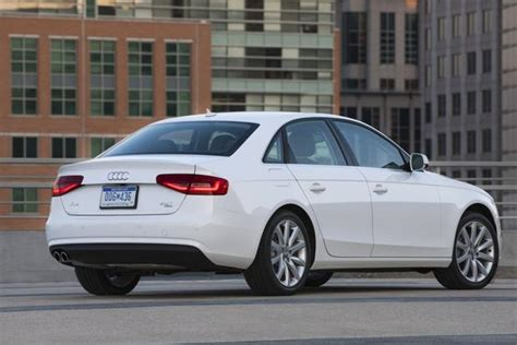 2013 Audi A4 Review by 2013 Audi A4 New Car Review Autotrader