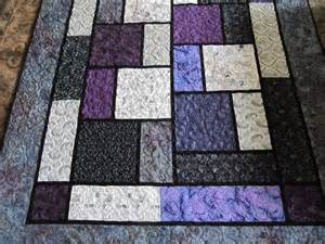 Block Pattern Quilt by From Big Block Quilt Pattern Quilts And Things I