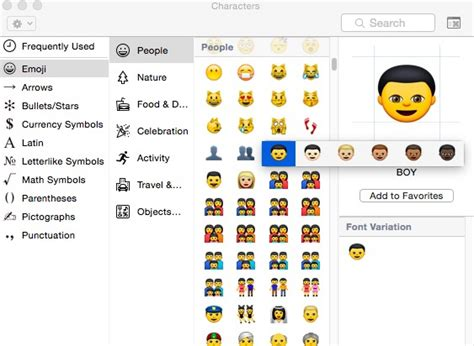 os x 10 10 3 and ios 8 3 beta 2 updates introduce new emoji skin tone modifiers macrumors