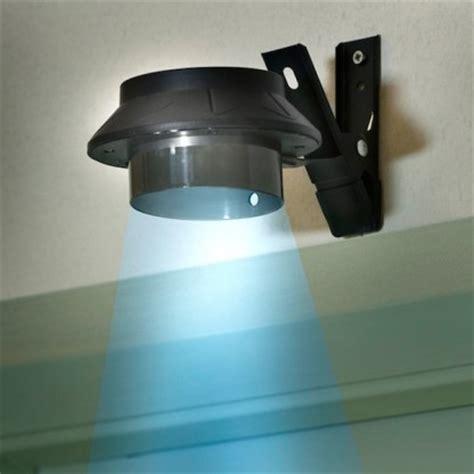 clip on solar lights solar powered clip on gutter light