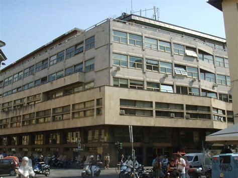 firenze uffici postali edificio della direzione provinciale delle poste e