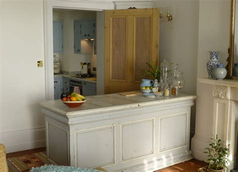 Parma Gray Kitchen by Parma Gray And Marble Painted Kitchen By