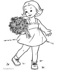 Child Color by Child Free Coloring Pages On Art Coloring Pages