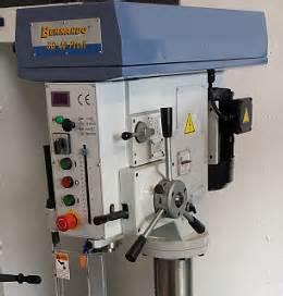 gebraucht len profi tischbohrmaschine industriewerkzeuge ausr 252 stung