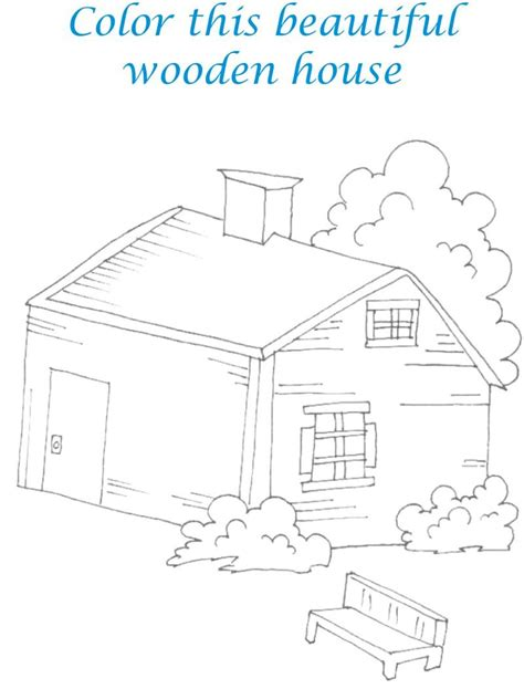 the sweethome sheets sweet home coloring printable page for kids 6