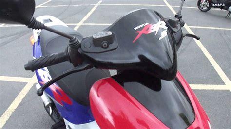 honda x8r 2001 honda x8r s szx 50 2t ac scooter moped bike 50mph vgc