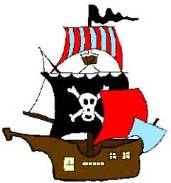 pirate ship clip art cliparts