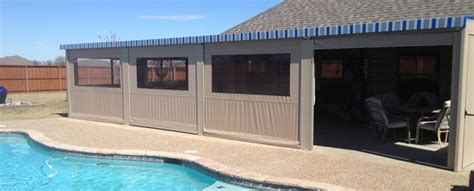 high wind patio enclosures for businesses homes porch