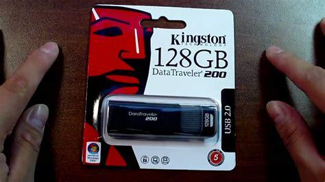 Flash Disk Vgen Domino 128gb 128gb usb flash thumb drive kingston datatraveler 200