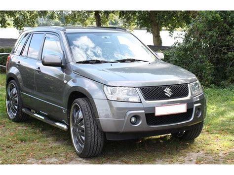 Suzuki Grand Vitara Rims Suzuki Grand Vitara 24 Quot Rims 2006 Bilen Er Ikke Helt