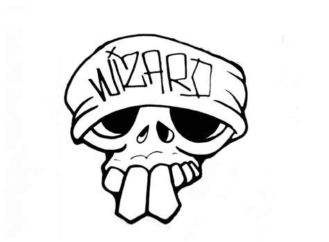 draw it graffiti drawing skull learn how to draw a skull its so