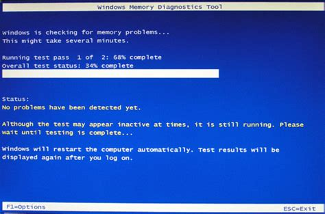 computer ram memory test troubleshoot ram with windows 7 s memory diagnostic tool