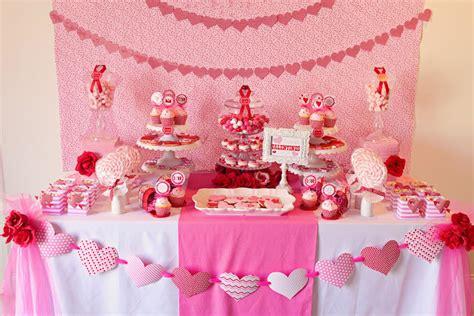valentines table amanda s to go