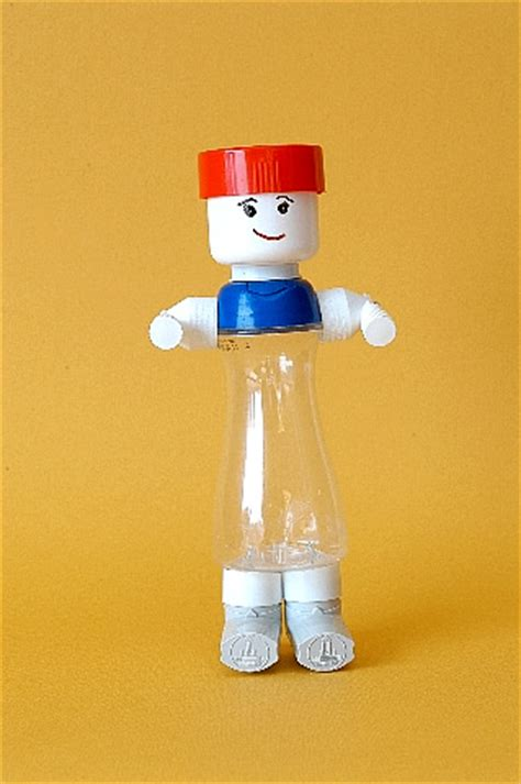 imagenes de partes del cuerpo con material reciclado juguetes fabricados a partir de materiales reciclados