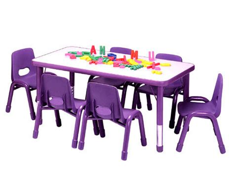 school table with chairs in 59 sector noida popcorn