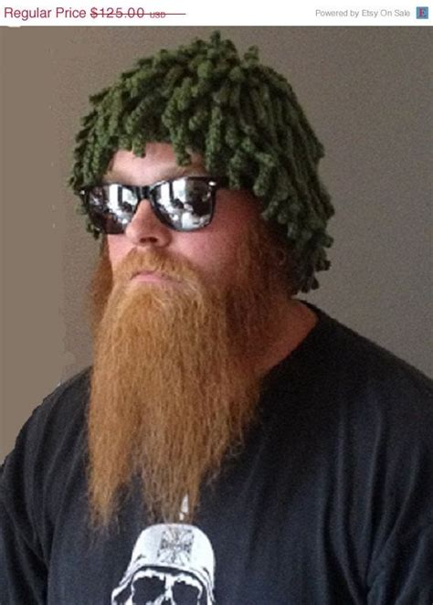 Billy Gibbons Inspired Hat Zz Top Hat Nudu Hat Afri