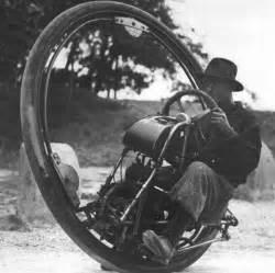 Unicycles vehicles caught transportation concept monowheel captivated