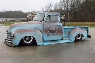 1954 Chevy Truck Wheels For Sale 1954 Chevrolet 3100 Rat Rod Bagged Ratrod