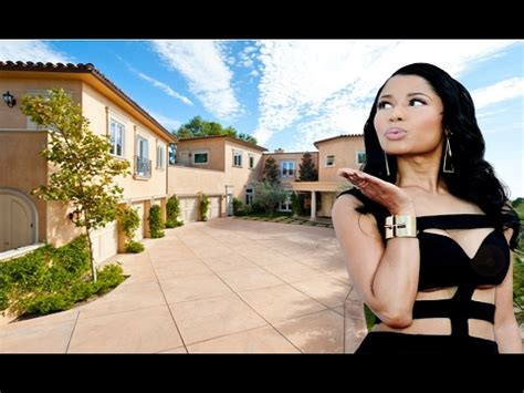 nicki minaj house nicki minaj s house tour 2017 youtube
