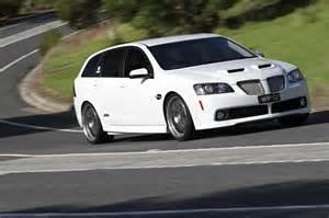 Pontiac G8 Performance Walkinshaw Performance Releases The Pontiac G8 Sportwagon
