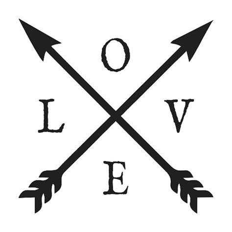 Inspirational Stencil Love With Crossed Arrows By Oaklandstencil E Love Stencils Pinterest Arrow Stencil Template