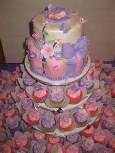 treva s baby shower cake amp cupcakes