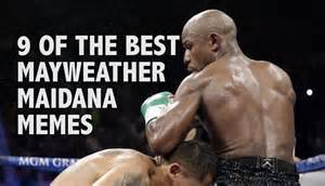 Floyd Mayweather Meme - 9 of the best floyd mayweather and marcos maidana memes