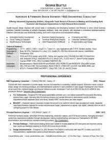 Engineering Manager Resume Exles by Design Engineering Manager Resume Sales Engineering Lewesmr