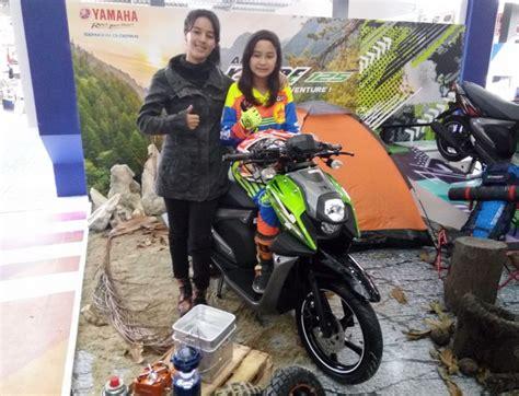 Mesin X Alasan Yamaha Naikkan Mesin Skutik X Ride Jadi 125 Cc Okezone News