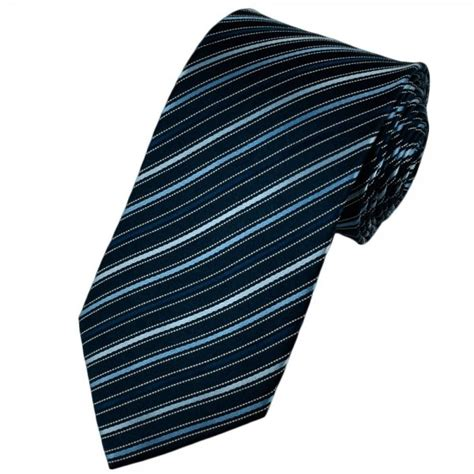 navy and white shades navy shades of blue white striped silk tie from ties