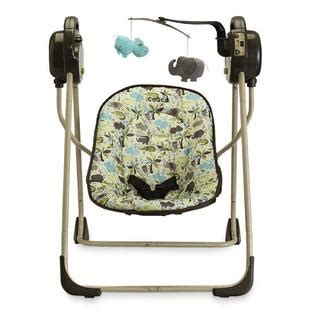 cosco swing cosco sway n play swing super safari