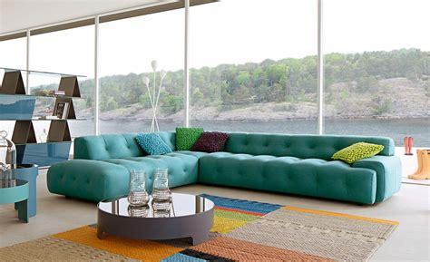 blogger large  seat sofa  roche bobois