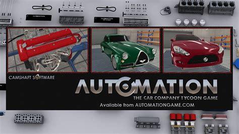 the car company automation the car company tycoon december 2013