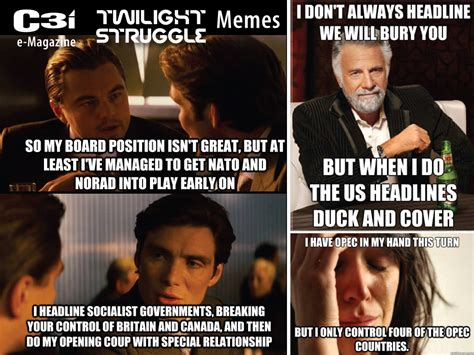 Twilight Memes - twilight struggle memes
