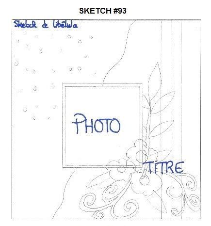 pages like layout it design layout for a scrapbook page sketch 93 like the