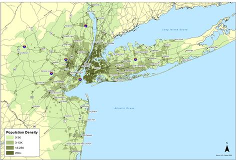 map of greater new york map of greater new york city area major tourist