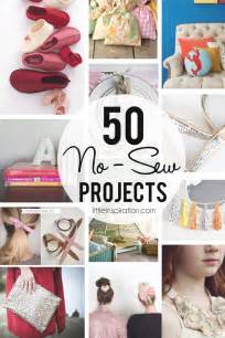 sew for home 50 no sew projects 187 inspiration
