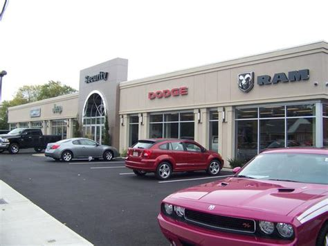 Jeep Dodge Chrysler Dealership Security Dodge Chrysler Jeep Ram Car Dealership In