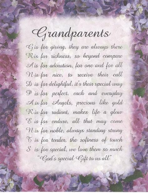grandparents valentines day poems inspirational quotes about grandparents quotesgram