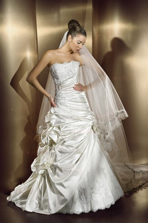 imagenes del vestido de novia mas hermoso del mundo vestidos de novia glamurosos