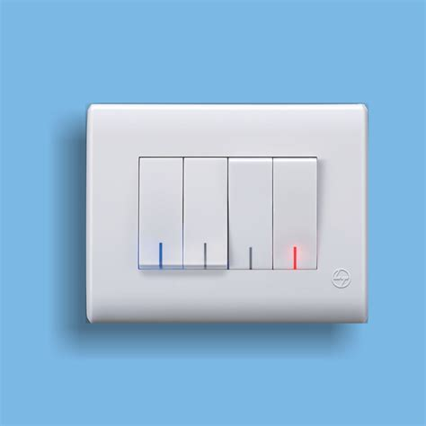 modular range oris switches sockets electrical