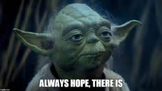 Hope Meme - the power of stage iv cancer hope