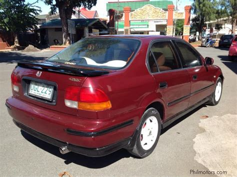 honda motors philippines used honda civic 1996 civic for sale quezon honda