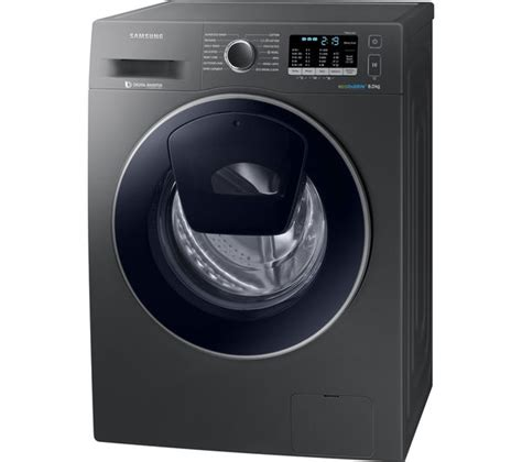Samsungs Designer Washing Machine by Buy Samsung Addwash Ww80k5410ux Washing Machine Graphite